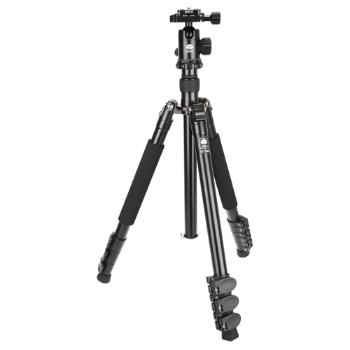 ET-1004 Aluminum Professional Tripod with Ball Head
