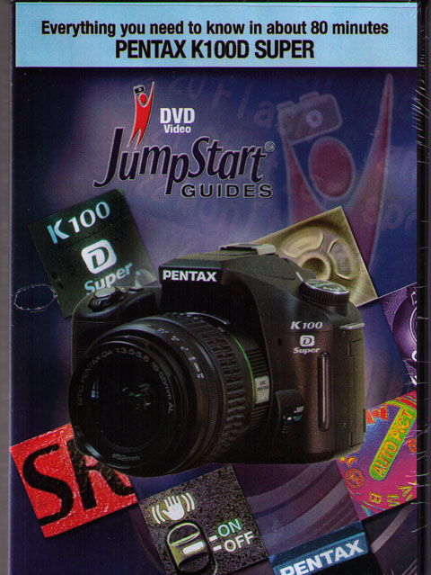 Jump Start Guide to the Pentax K100S Super