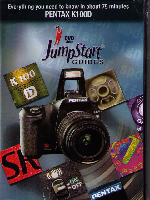 Jump Start Guide to the Pentax K100D
