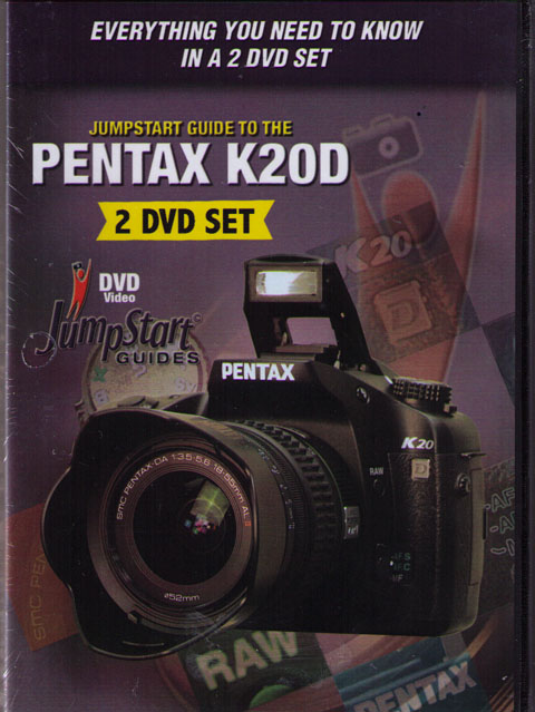 Jump Start Guide to the Pentax K20D