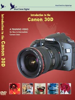 Introduction to the Canon EOS 30D :Basic Controls