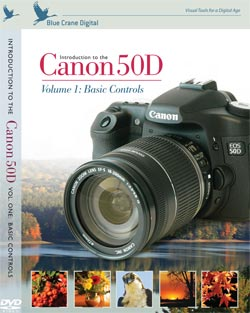 Introduction to the Canon EOS 50D: Vol 1 Basic Controls