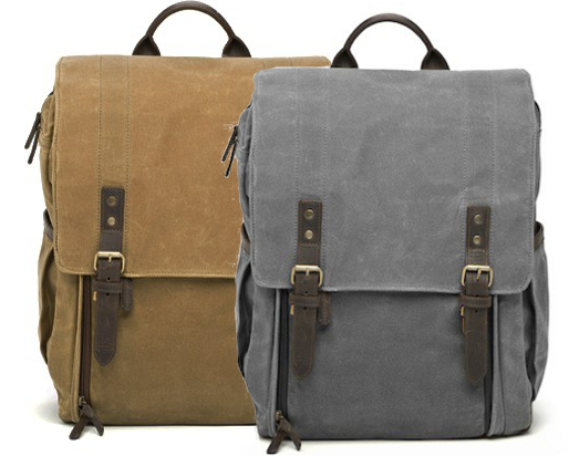 ONA - Camps Bay Canvas Backpack